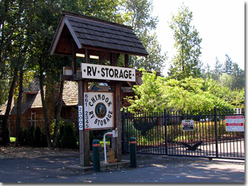 Welcome to Chinook RV Storage!